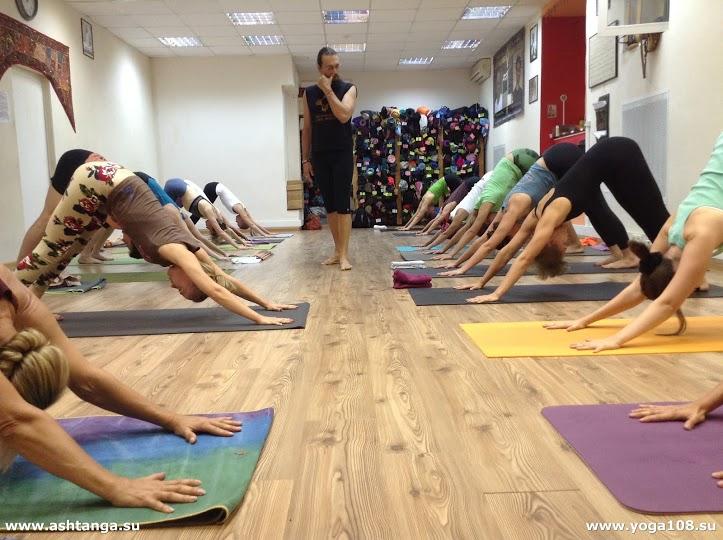 Йога стоимость занятий в москве